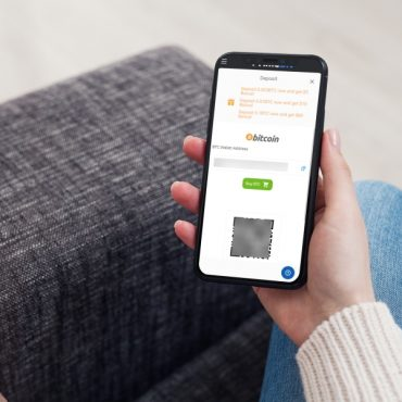 Deposit Bitcoin and Tether with Visa, MasterCard, Apple Pay or Bank Transfer